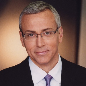 "Dr. Drew Pinsky, host of ""Celebrity Rehab with Dr. Drew"" and ""Rehab with Dr. Drew"" Another guilty pleasure"