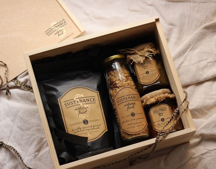 Our brekafast box has one organic coffee paired with fig walnut granola, apple date relish and a wildflower honey.