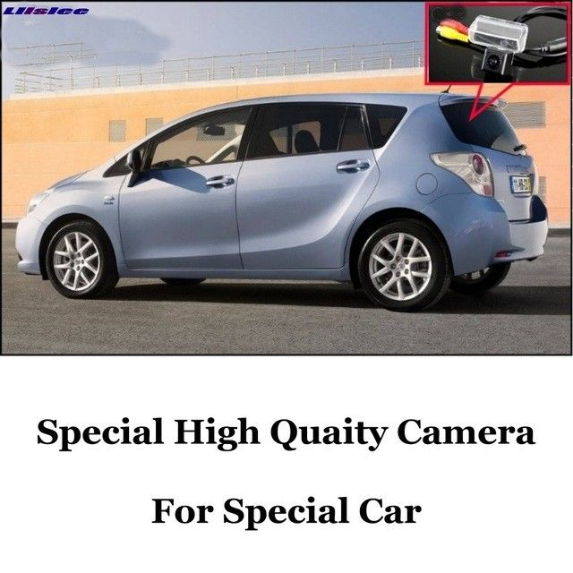 Pin By Tiki Eyango On Marcas De Coches Car Tuning Car Camera Toyota Verso