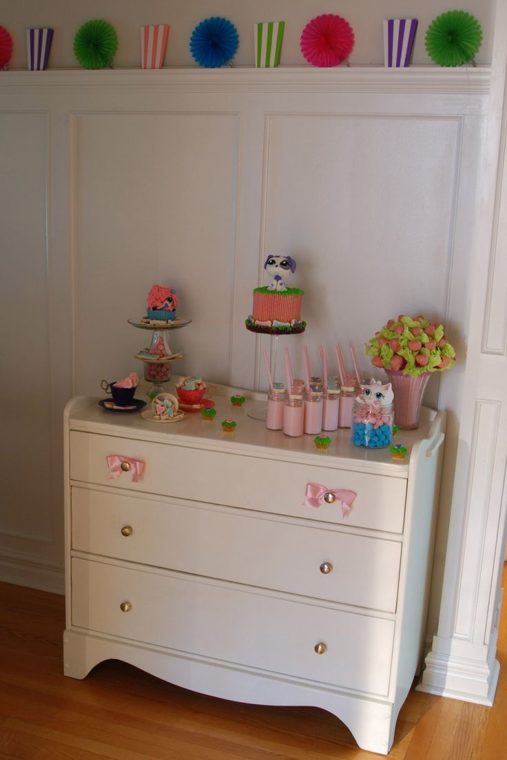girly Sweet tables tables sucrées fille www.facebook.com/figurinesanniedemers