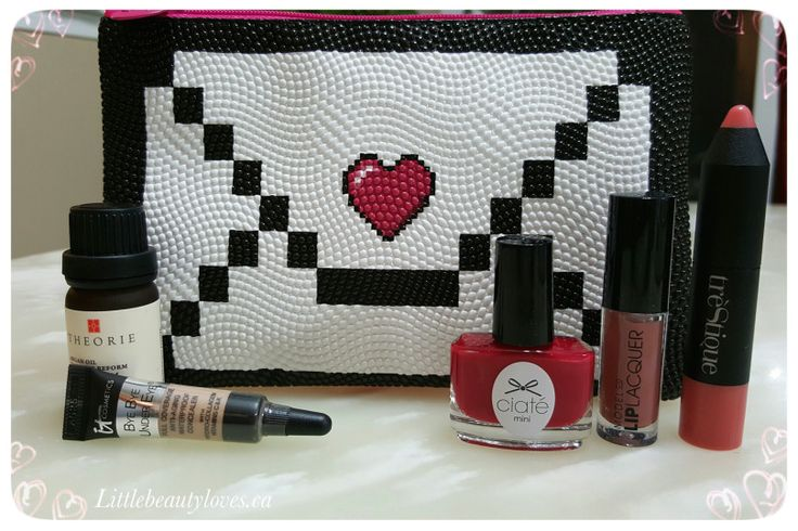 Unboxing: Ipsy, February 2016  Here are the goodies I got from Ipsy. What did you get? let me know at littlebeautyloves.ca