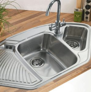 Sinks & Taps - we supply a range for all our customers from the traditional to ultra modern. You can be assured that we can supply any sink or tap.