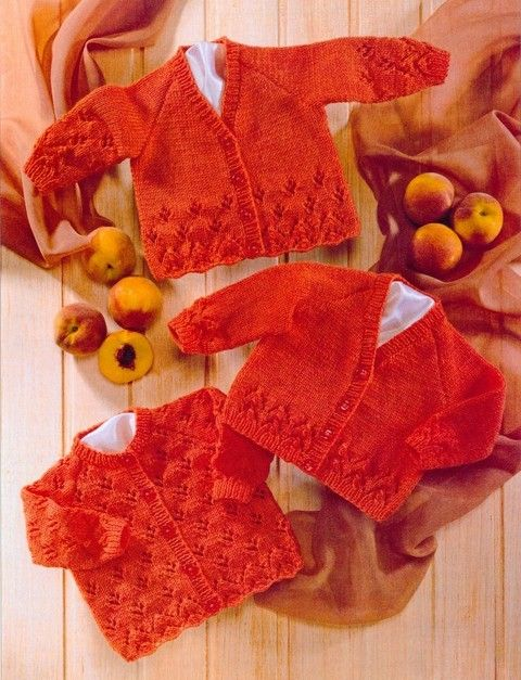 Sirdar - 3946 - Cardigans (birth - age 6) baby knit pattern