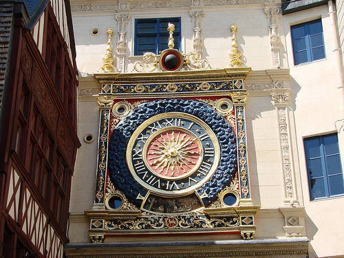 Gros-Horloge de Rouen ©Allie_Caulfield
