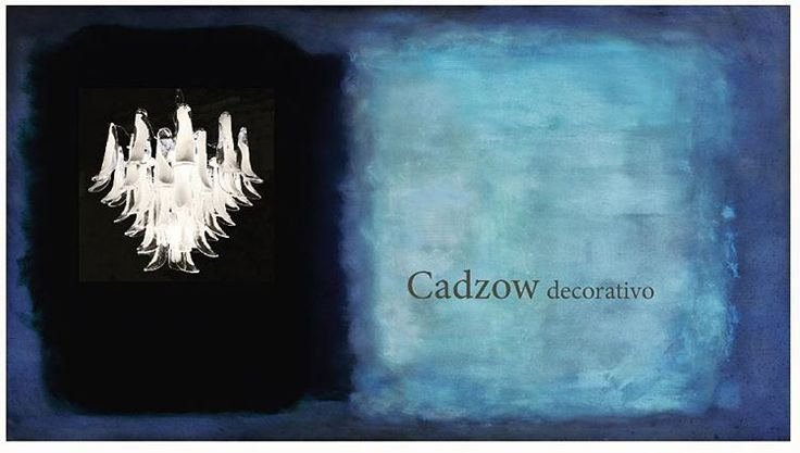 We LOVE Rothko!! His colours and paintings always inspire our design. Doesn't our tiered snowdrop chandelier look great against it? Visit our website or showroom to have a better look! @cadzow_decorativo @biggestblanket #colour #rothko #design #light #interior #new #love