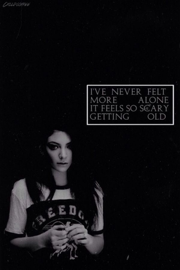 Lorde Lyrics - RIBS   via http://sixfeetnderstars.tumblr.com/