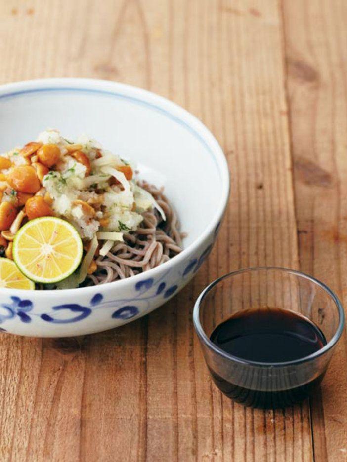 大根となめこがどっさり! 爽やかな夏レシピ。|『ELLE a table』はおしゃれで簡単なレシピが満載!