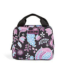 Lighten Up Lunch Cooler Bag in Alpine Floral | Vera Bradley