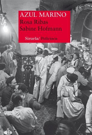 Azul marino, última novela de la serie policiaca de Rosa Ribas y Sabine Hofmann, cierra magistralmente la trilogía protagonizada por la joven periodista Ana Martí. Búscalo en http://absys.asturias.es/cgi-abnet_Bast/abnetop?ACC=DOSEARCH&xsqf01=azul+marino+ribas+hofmann