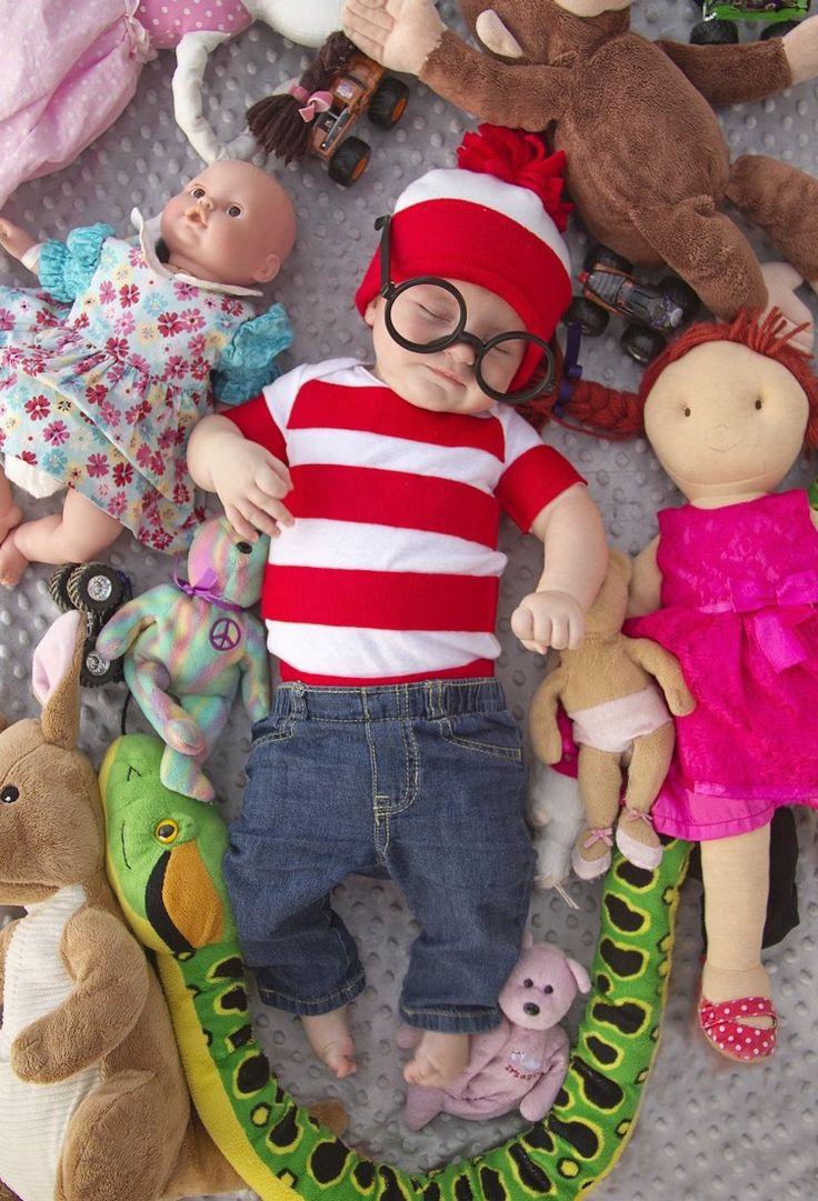 Costume Halloween bébé garçon – 30 idées qui feront fondre votre cœur !