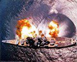 USS Missouri Battleship Firing Guns Military Navy Art Print Poster (16x20) - https://tamfitronics.com/shopfinish/uss-missouri-battleship-firing-guns-military-navy-art-print-poster-16x20/