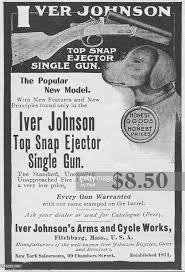 Bilderesultat for iver johnson advertisement