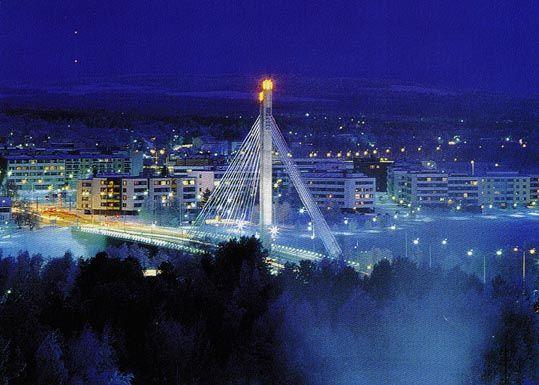 Rovaniemi, Lapland - Finland