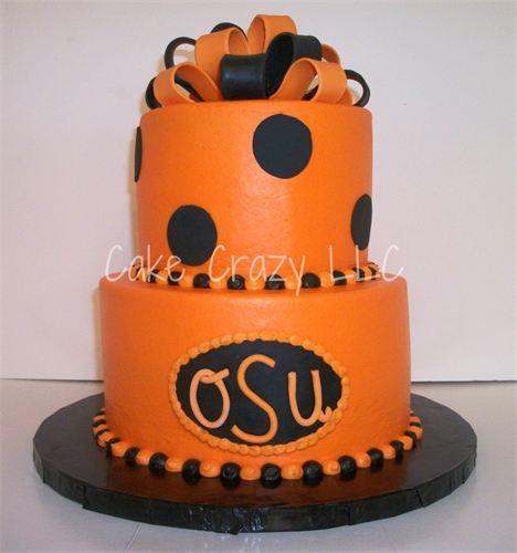 Cake Crazy LLC - Tiered Cakes - Stillwater, OK