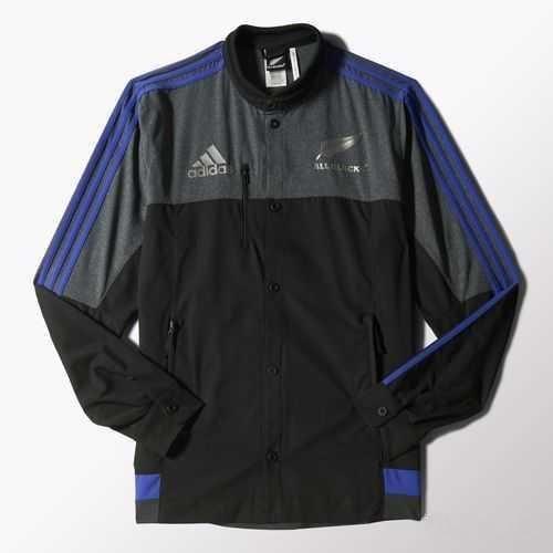 olcsón új kiadás stabil minőség New Zealand national rugby union team All Blacks Adidas Replica ...