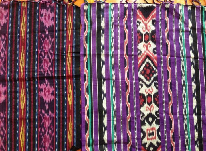 Traditional Fabric of Indonesia