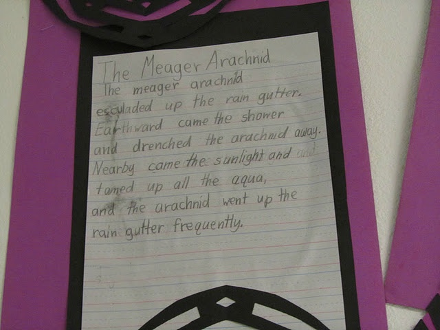 Encourage your child to practice writing about her favorite topic      herself  Treasure this minibook Pinterest