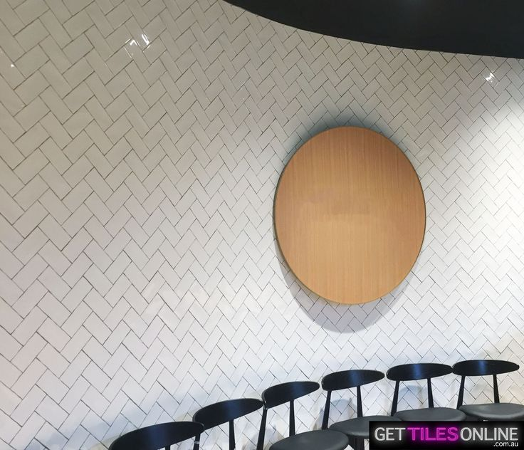 Hume Subway White Gloss 75x150 (Code:00661) - Get Tiles Online