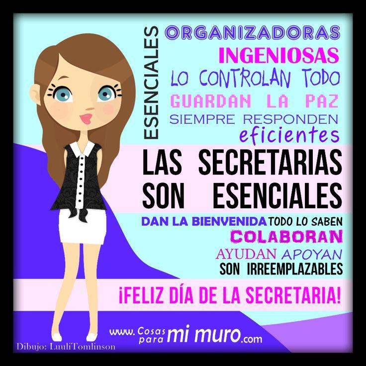 Imagen para el Día de la Secretaria