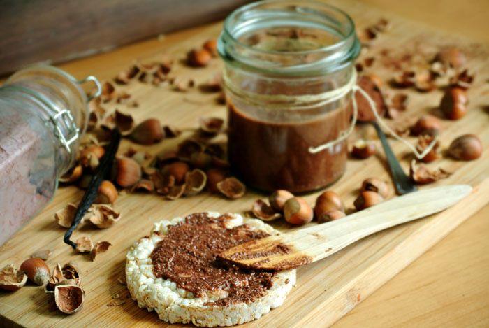 Stylowo i Zdrowo: Homemade healthy nutella