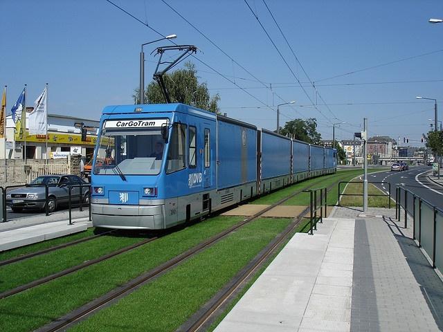 Dresden CarGoTram