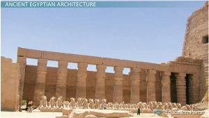 Egyptian Architecture Style http://education-portal.com/academy/lesson/ancient-egyptian-architecture-history-characteristics-influences.html