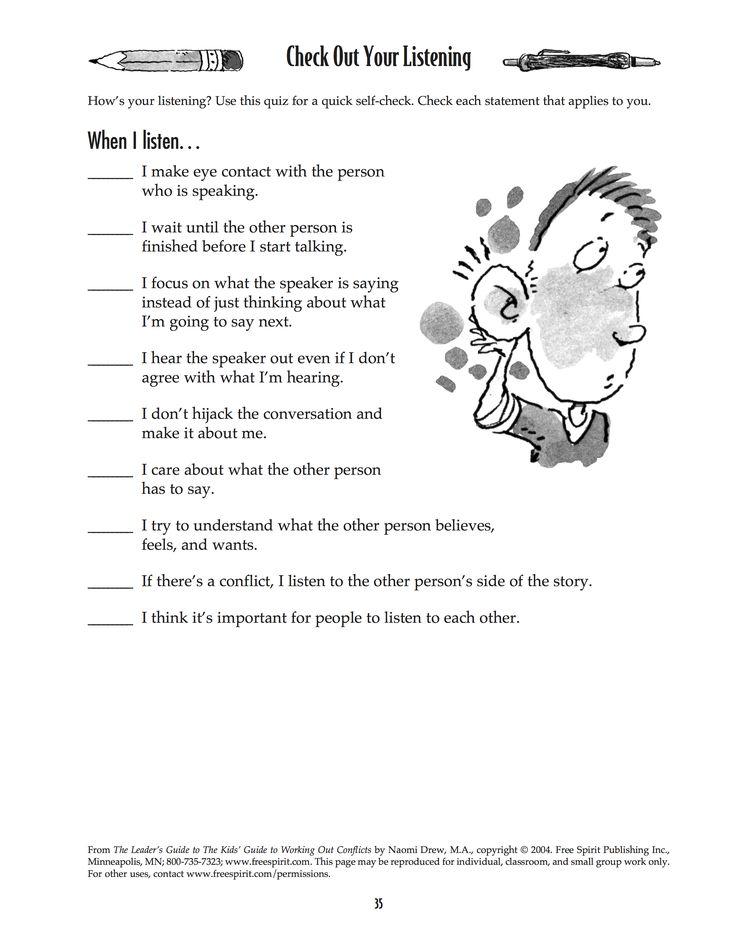 benefits of active listening pdf