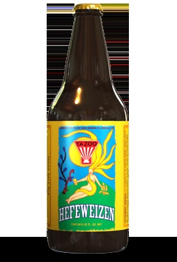 Just tried this the other night in Birmingham, AL. Tasty Hefe. Was excited to try a brew from Yazoo after seeing them on Drinking Made Easy