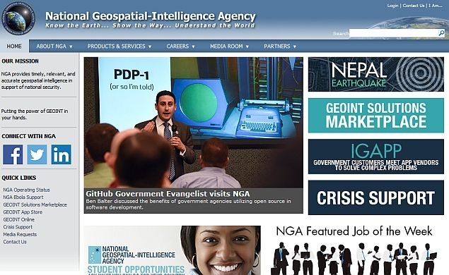 US National Geospatial-Intelligence Agency: Opening Up to a Changing World #backcountrynavigator #crittermapsoftware #androidappdeveloper #androidapps