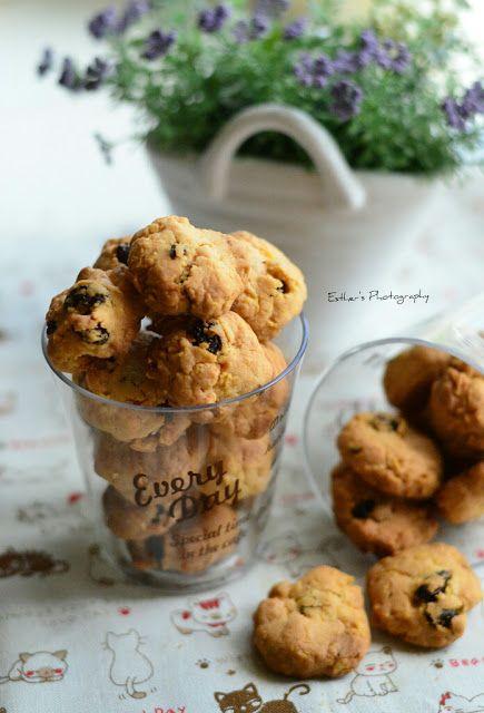 Cornflake Cookies 粟米片小饼干