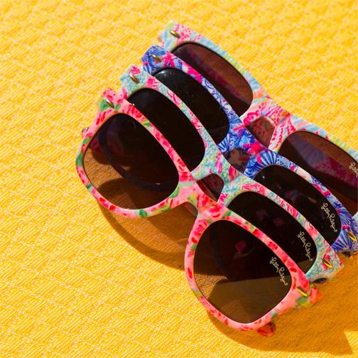 Never leave home without your sunnies…  #SummerInLilly