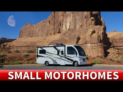 Small Motorhomes   RV Reviews: Thor Axis Small Class A Motorhomes (US & Canada) - YouTube