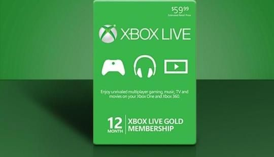 Add a year to your Xbox Live Gold membership for $43: The usual cost for an Xbox Live Gold membership costs $60, this deal brings it down…