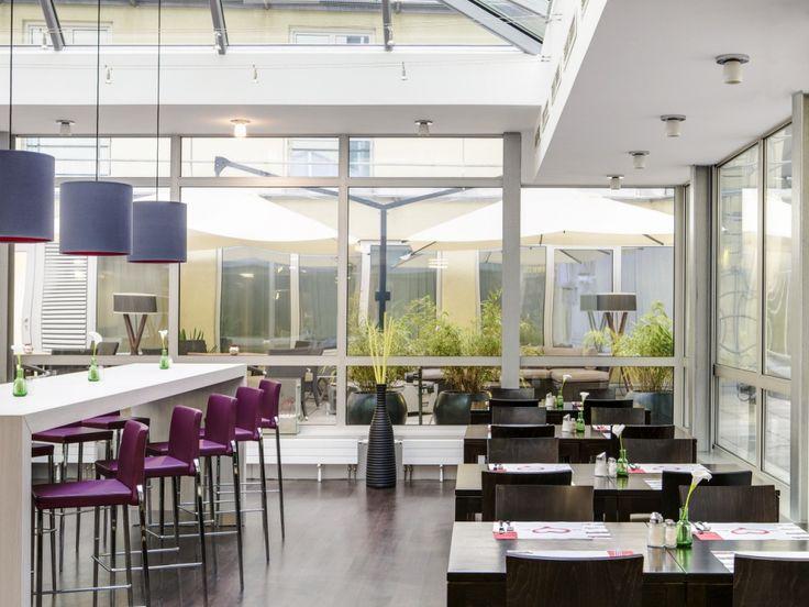 Hotel Vienna: Your business hotel InterCityHotel Vienna reservations