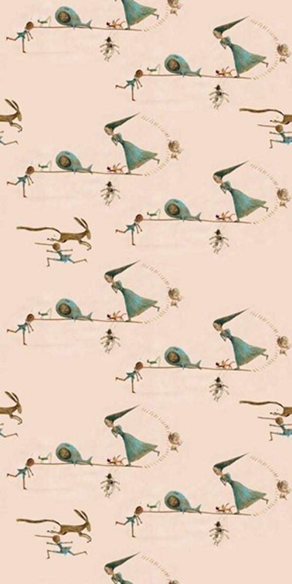 Il peso del mondo par Eva Montanari pour The Mark On The Wall