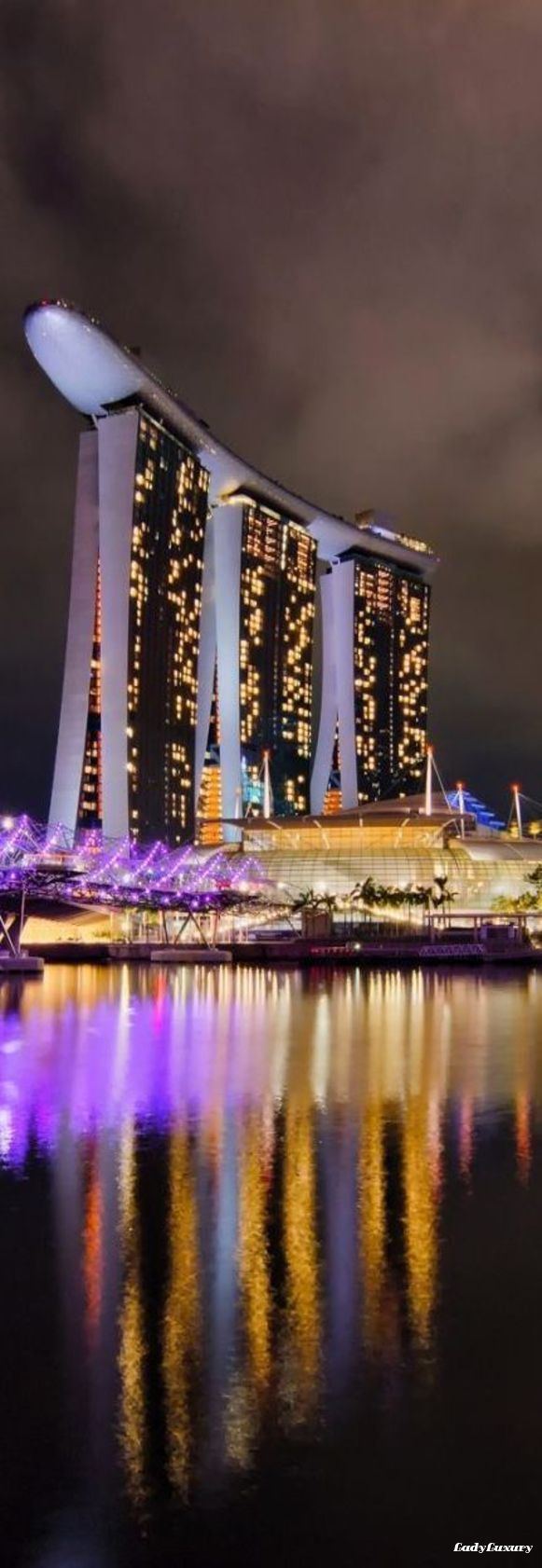 Marina bay sands singapore ladyluxurydesigns