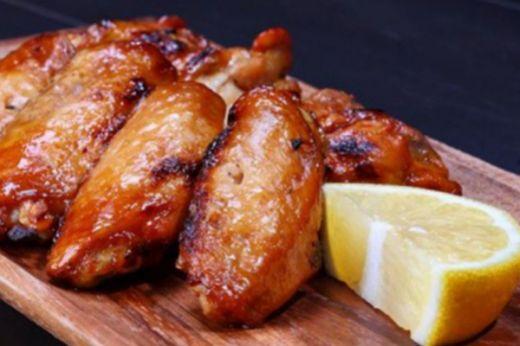 Запеченные куриные крылышки: Простой и Полезный Рецепт