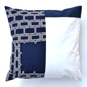 Kurosawa Pillow 14x14 by JaffWorks