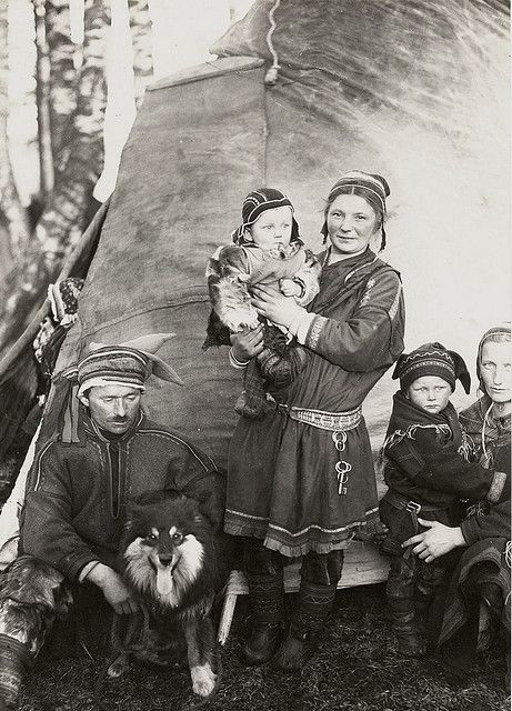 Rare, 15 old photos of indigenous Sami people showcase their ancient and traditional way of life – Page 4 – Natives News