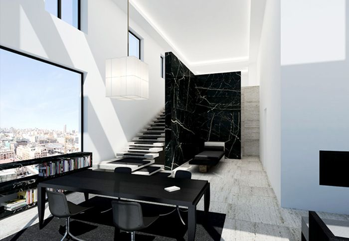 17 best images about joseph dirand on pinterest for Office design hamra