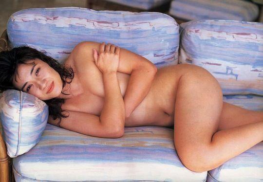 female wrestling japanese nude