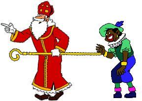 Sinterklaas krabbels