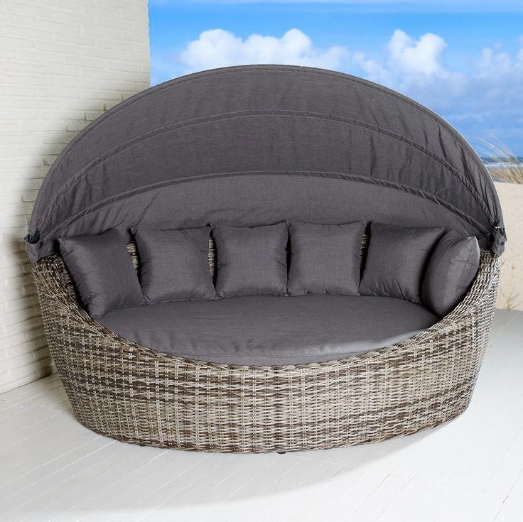 die besten 25 sonneninsel rattan ideen auf pinterest gartenlounge rattan sonneninsel. Black Bedroom Furniture Sets. Home Design Ideas