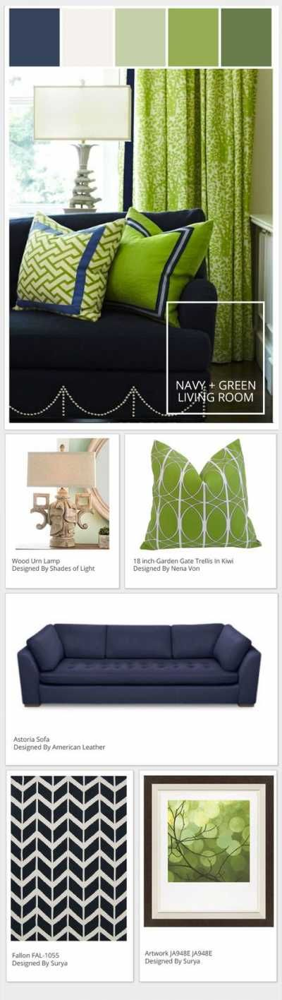 Throw Pillow Covers Navy Blue Green White Stone Couch Cushion Cover Contemporary Home Decor Living Room Pillow Decorative Pillow (M15)