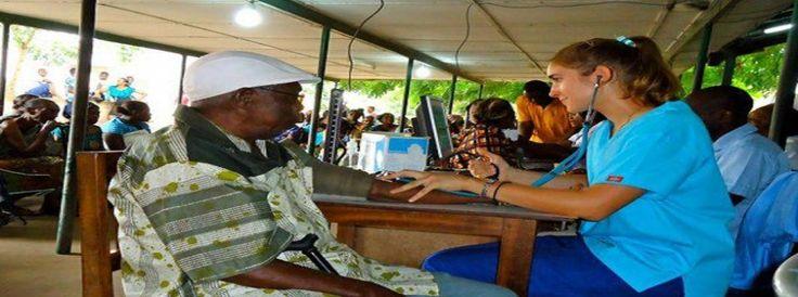 Medical/Health Internship/Outreach volunteer program Ghana