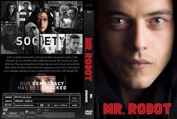 Mr Robot 1 Sezon Indir Turkce Dublaj Robot Film Insan