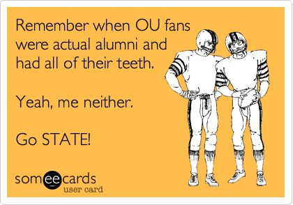 This is a total Jenna Welch creation. So there. I pinned my own creation. I love it. GO POKES!