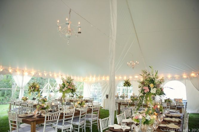 Gorgeous marquee lighting & decor (photo by Carla Ten Eyck) see the wedding here: http://su.pr/31hMiq