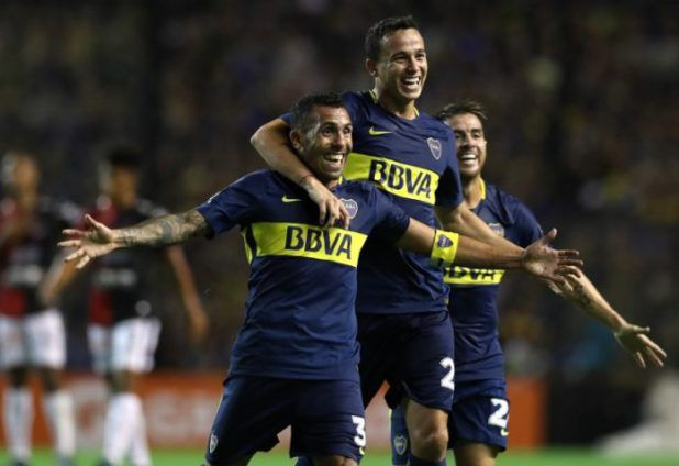 Tevez scores first goal since Boca return   Buenos Aires Feb five:Carlos Tevez scored for the primary time since his go back to Boca Juniors remaining month however his group may just simplest arrange a 1-1 draw with nine-man San Lorenzo.  Tevez 34 on Monday struck with a header after a Leonardo Jara go cancelling out Ruben Bottas long-range effort on the Nuevo Gasometro stadium experiences Xinhua information company.  Midfielder Facundo Quignon was once despatched off simply prior to…