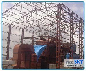 structurel fabrication